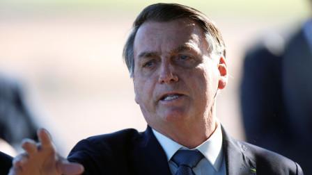 国内疫情直追美国,巴西确诊数跃居全球第二,总统这次真的慌了
