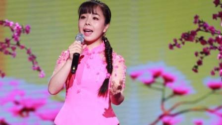 王二妮一首《吉祥中国年》,原来她唱喜庆风格的歌曲也这么好听.mp4