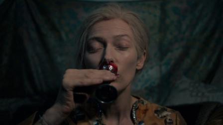最文艺吸血鬼电影:未来世界人类血液被污染,吸血鬼喝了都会中毒