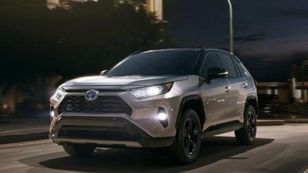 丰田这款混动车刚上市,就遭消费者疯抢,厂家产能都赶不上销量