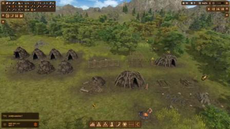 石器时代模拟经营游戏-人类黎明Dawn of Man第二期