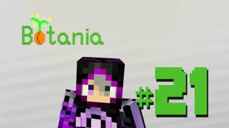 我的世界 模块生存 - 植物魔法 Botania #21 决战盖亚守护者! !