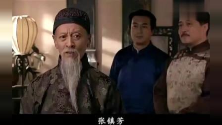 百年荣宝斋:满清遗老充大个,打眼买了张大千仿石涛山水卷轴