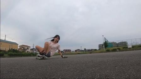 玩滑板3年了,就刹车这个动作,我用了2年!