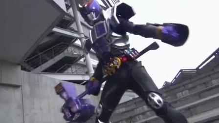 假面骑士Kiva:德加巴鲁形态超级厉害,却被Kiva爆锤