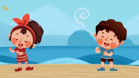 蕃尼儿歌 幼儿早教儿歌《如果开心你就拍拍手》,你家宝宝拍手了吗?