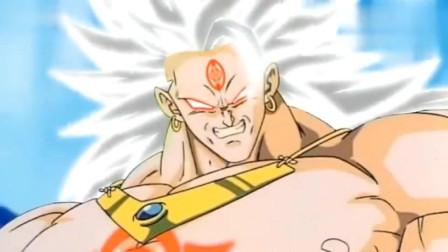 龙珠:比鲁斯大战布罗利,这就是破坏神的专属战斗形态