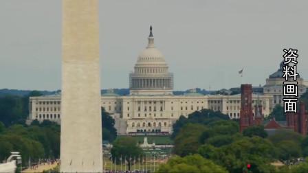 """美国独立日上演""""分裂一幕"""":特朗普大吹特吹,抗议者焚烧国旗"""