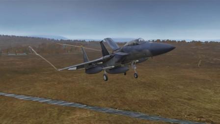数字战斗模拟世界:无旋翼直升机,直升机坠毁等等!