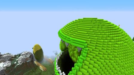 我的世界动画-咬合豆荚-Rfm VS Games