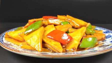 千叶豆腐的家常做法,简单易做,汁浓味香,滑嫩适口,越吃越香