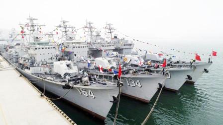"""新时代到来:这款见证中国海军发展史的""""老兵"""",彻底退役!"""