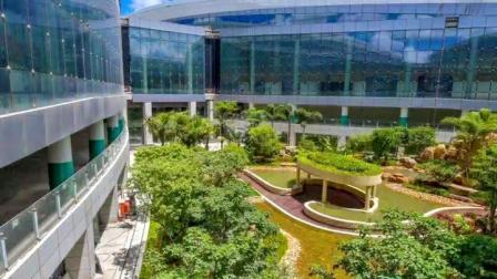 """海口美兰国际机场二期项目主体工程完工 新航站楼尽显""""海南风"""""""