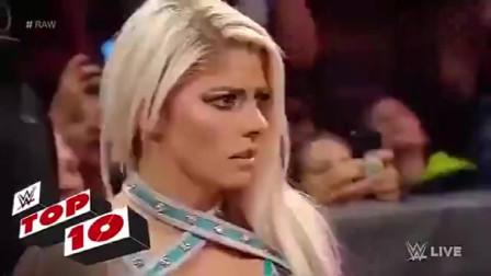 WWE:火爆的女子比赛,精彩瞬间,隆达罗西才是格斗女王!