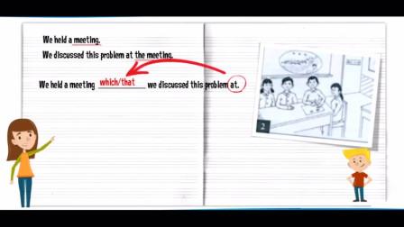 高中英语形容词性从句定语从句训练写作微课堂-有趣实用