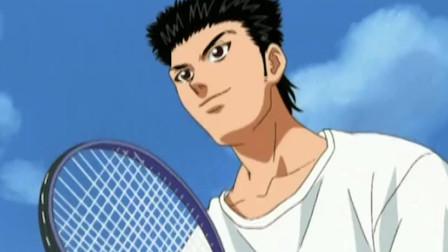 网球王子:一卷胶带也要抢,要是没这卷胶带,你们也不用打这场了