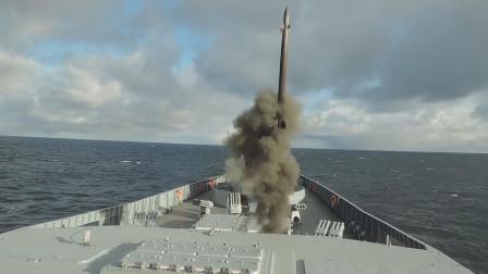 打造4500吨战舰,装载144枚导弹堪称丧心病狂,网友:护卫舰之王