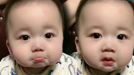 宝宝闯祸被妈妈训话,瘪嘴委屈眼泪直掉,网友:不原谅都不行啊