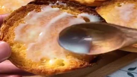 舌尖上的美食,原来港式茶餐厅奶油猪是这样做出来的
