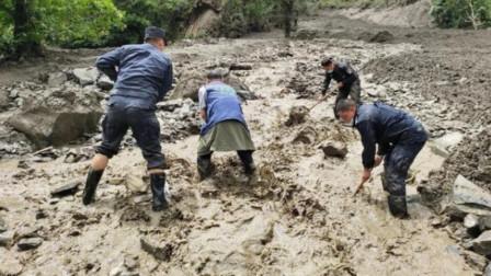 四川小金县突发山洪泥石流灾害,已致3人1人失联