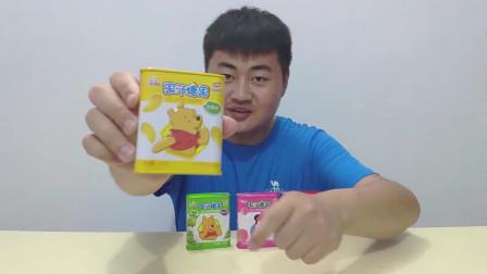 小熊维尼水果软糖,米奇水果软糖,你们喜欢哪一款
