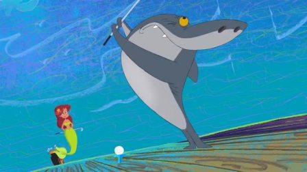鲨鱼哥和美人鱼:投球高手鲨鱼哥总出现失误