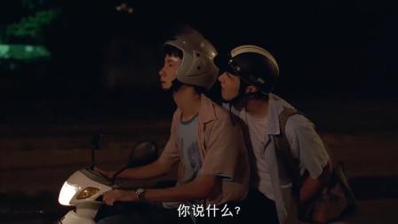 九降风:少年还是不能无照驾驶,路上看见车反应不过来