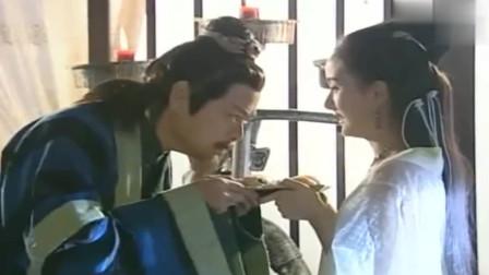 大唐双龙传:女大不由爹,私下传授天刀八式要诀,寇仲刻苦参悟