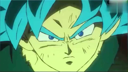 龙珠超:戏精上线!布罗利被骗,爆发超能量,直接变身传说超赛
