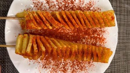 土豆最好吃的做法,简单一做,比肉都香,上桌就光盘
