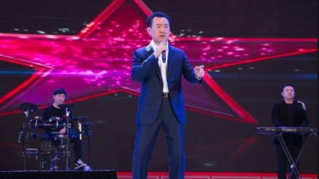首富王健林又唱歌了,一首《朋友》豁达从容,网友:我也做你朋友