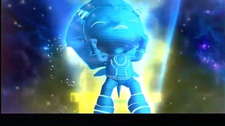 蓝猫龙骑团:炫迪放出技能,拯救了菲菲