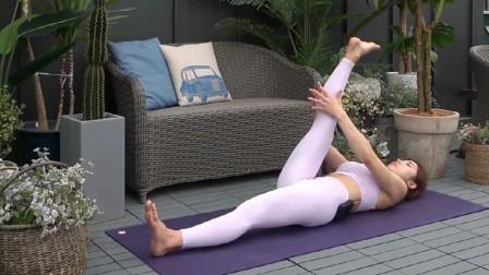 这样你能坚持多久,开胯排毒拉伸韧带,打开盆腔促进微循环你行吗