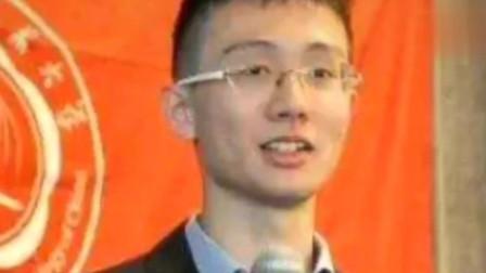 他说了与钱学森同样的话,我是中国人,我要回国。天才少年,曹源