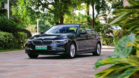 BMW 530Le,插电式混动=龙舟精神?