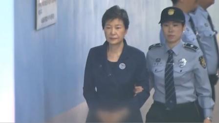 朴槿惠干政受贿案重审将于7月10日宣判:检方曾建议对其增加3年监禁