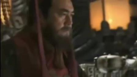 神话:秦皇让胡歌替他守皇宫,丽妃在旁边高兴的不得了,秦皇绿了