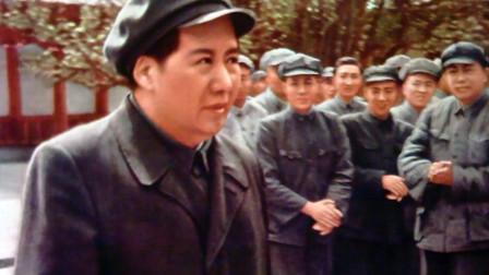 新中国面临最严峻的国际环境时,毛主席为何多次提到《法门寺》的太监贾桂