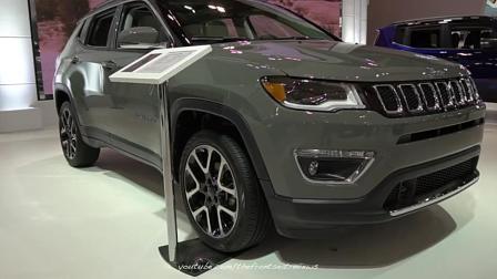 2020款Jeep吉普指南者 外观内饰欣赏