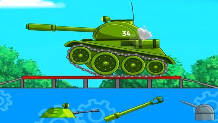 坦克挖掘机救护车各种汽车认知你学会了吗?
