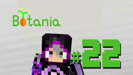 我的世界 模块生存 - 植物魔法 Botania #22 强化自己再战盖亚2