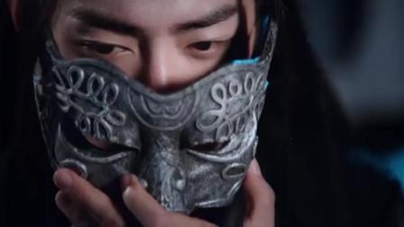 陈情令:魏无羡被仙子逼出,被迫摘下面具,让江澄瞬间惊呆了!