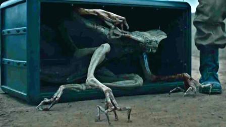 男子可以用意念控制外星生物,跟寄生在体内的异形怪物成为共生体,速看惊悚科幻片