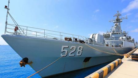 最后一艘051驱逐舰退役!宝刀未老海警却不要,原因究竟为何?