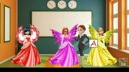 公主裙设计大赛!雷迪会把奖杯颁发给谁呢?瓢虫雷迪游戏