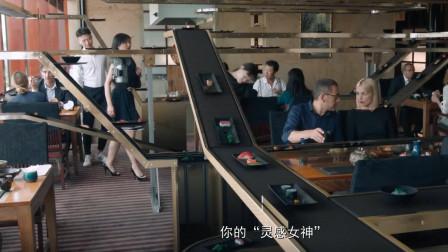 欢迎来北方:这才是真正的旋转寿司餐厅,其他的都弱爆了