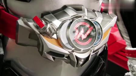 假面骑士:骑士Drive的超强变身,真的是太炫酷了