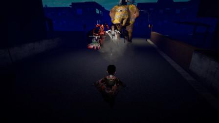【舍长制造】恐怖率最高的死亡游戏—GO HOME(回家) 结局