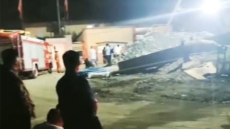 河北兴隆县一矿业公司突发透水事故 2名矿工被困救援仍在继续