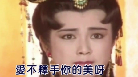 《唐太宗李世民》片头曲《爱不释手》李丽芬演唱,好听